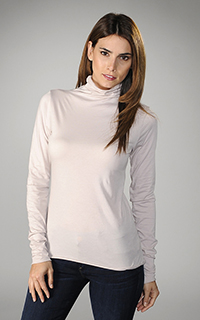 Velvet Talise Gauzy Whisper Turtleneck